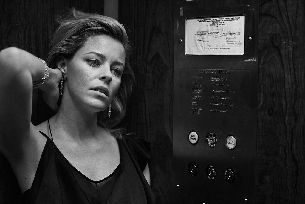 Элизабет Бэнкс — Фотосессия для «W» 2016 – 1