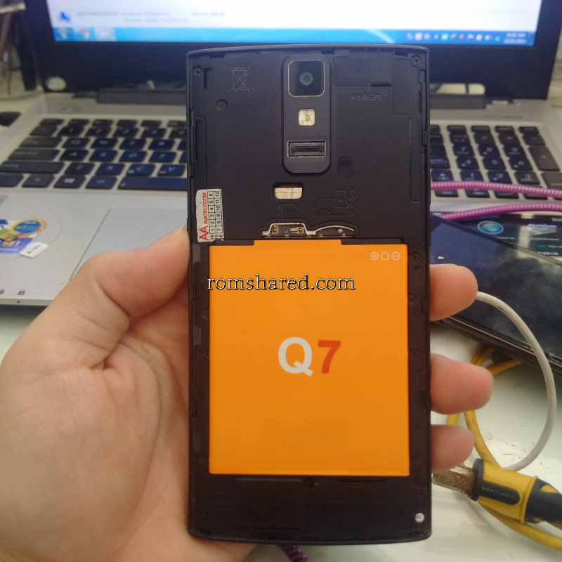Th Mại - ROM Titan Q7 MTK6592 Android 4 4 4 | Diễn Đàn Rom