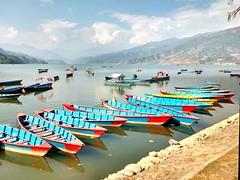 Pokhara, Lakeside