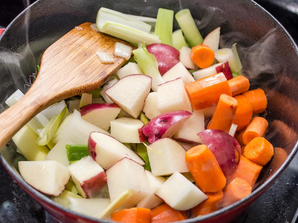 Beef Shank Stew