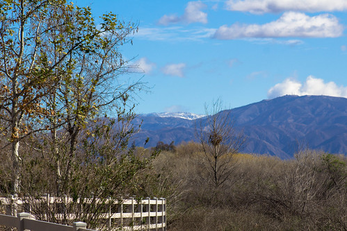 landscape snow mountains january northamerica usa westcoast west southwest california socal santaclaritat la losangeles hills hiking snowinthedistance canon canonphoto canonrebel