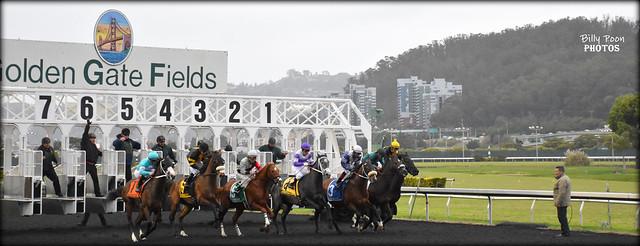 2017 California Derby @ Golden Gate Fields