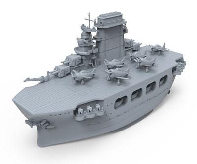 MENG MODEL《造艦師系列》美國海軍航空母艦「列星頓號(CV-2)」