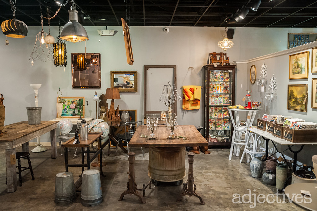 Adjectives Featured Finds in Altamonte by DMD Cashe