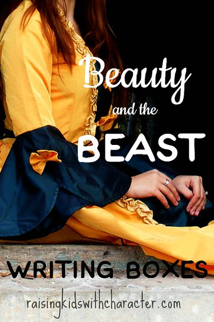 Writing Boxes: Beauty & the Beast