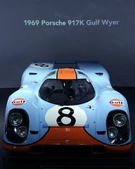 1969 Porsche 917K Gulf Wyer