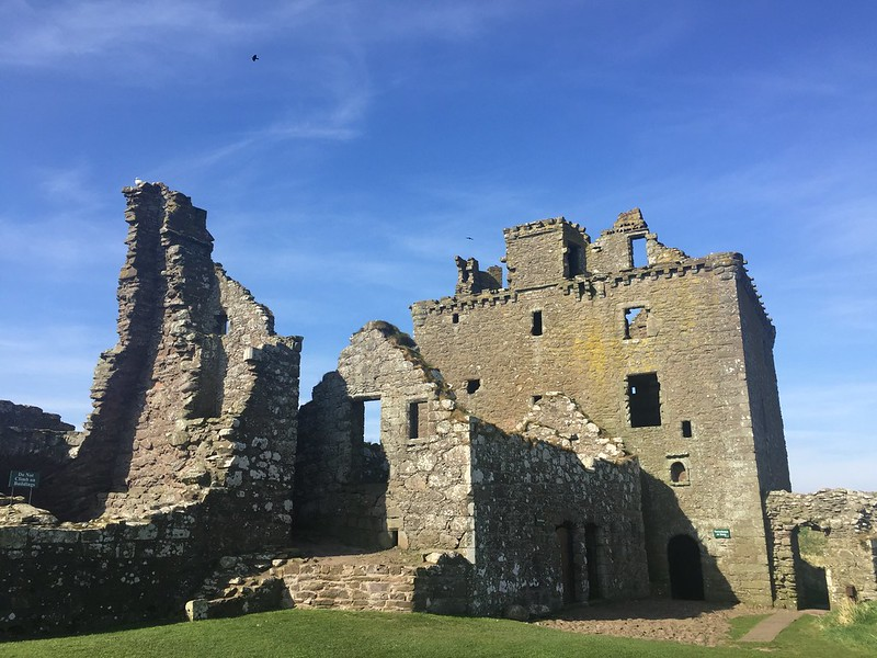 Dunnottar Castle Keep