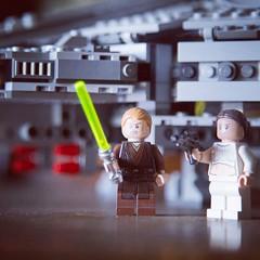 Lego Star Wars #Lego #starwars #anakin #padme #skywalker #milleniumfalcon #legofan