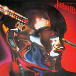 "JUDAS PRIEST STAINED GLASS 12"" LP VINYL"