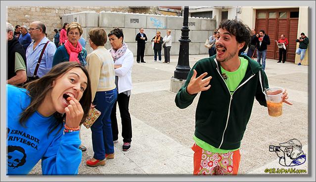 Briviesca en Fiestas 2.015 Segundo encierro Sopas de ajo y encierro infantil (14)