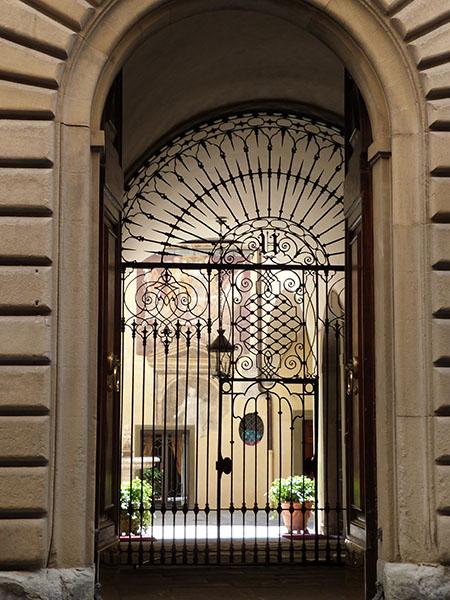 belle grille florentine