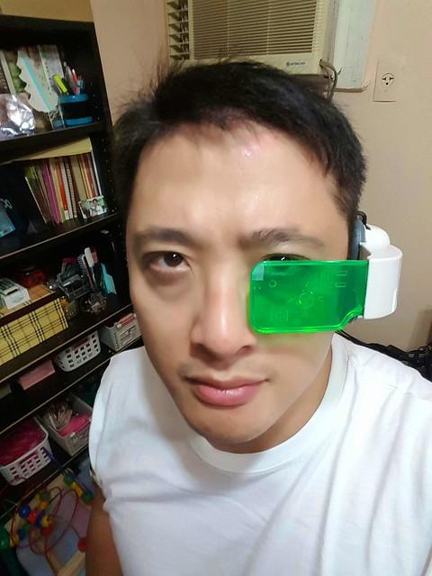 バンダイ BANDAI ドラゴンボール改 究極!DX超戦士スカウター グリーンver.