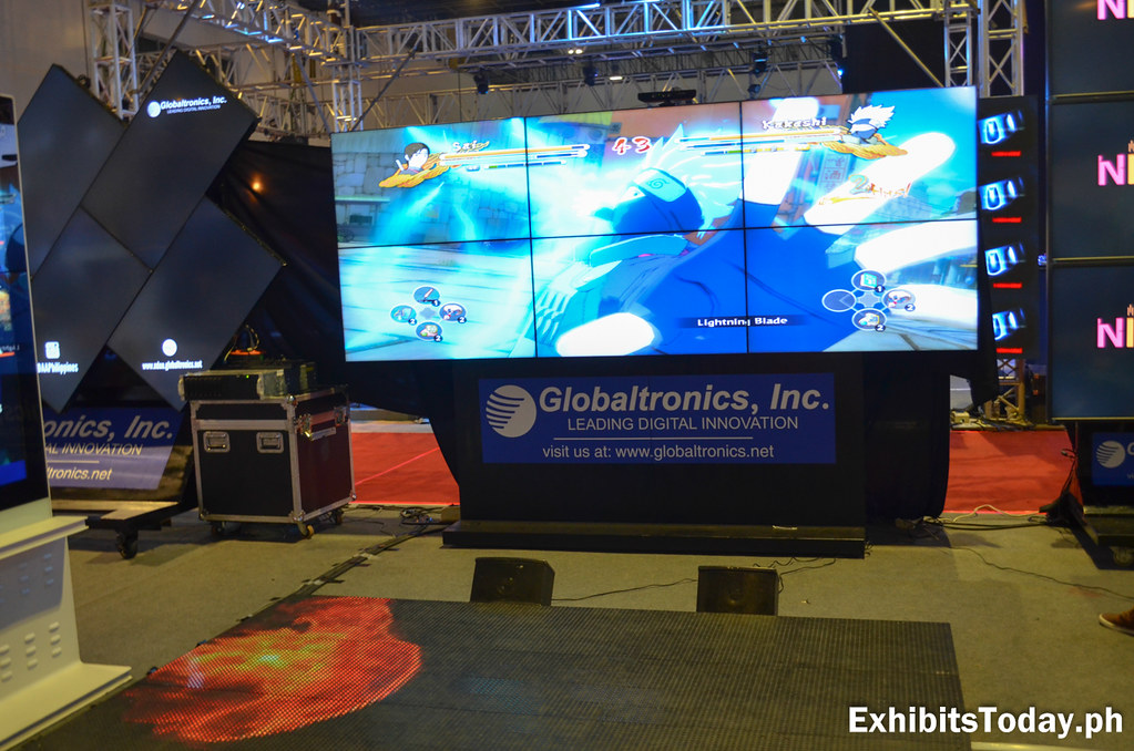 Globaltronics Digital Display