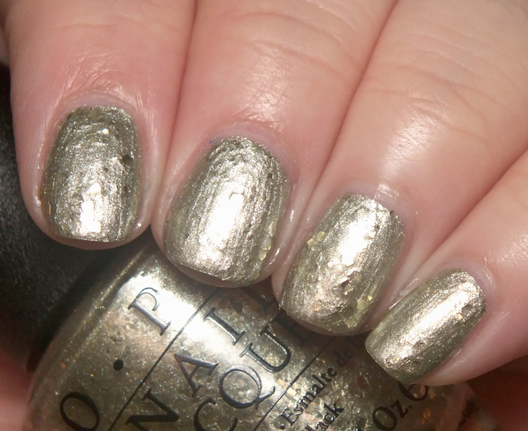 OPI Venice Collection Baroque but Still Shopping