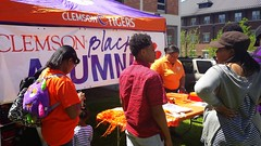 Clemson Black Alumni Council 2015 Spring Game Tailgate