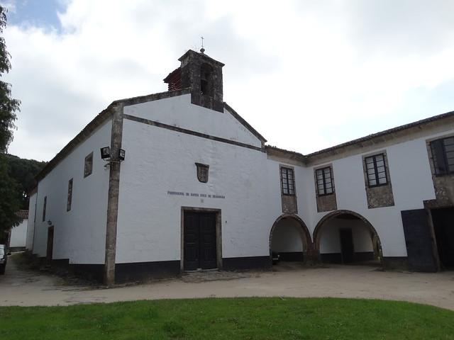 Iglesia del Pazo de Santa Cruz de Rivadulla