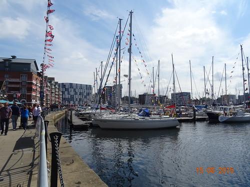Ipswich Maritime Festival 2015