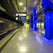 Munich Metro Stations: Münchner Freiheit