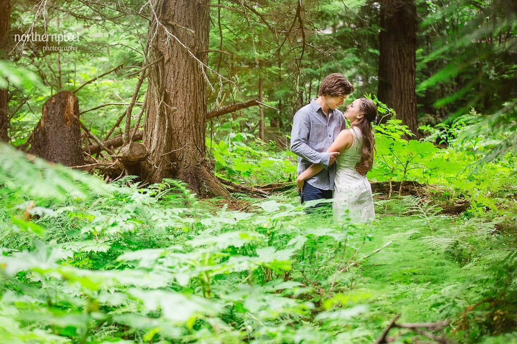 Engagement Photographer - Prince George BC