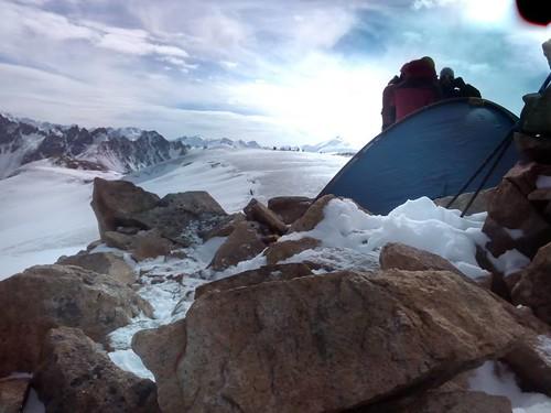 Альпиниада на пик Молодежный (4147 м) (32)