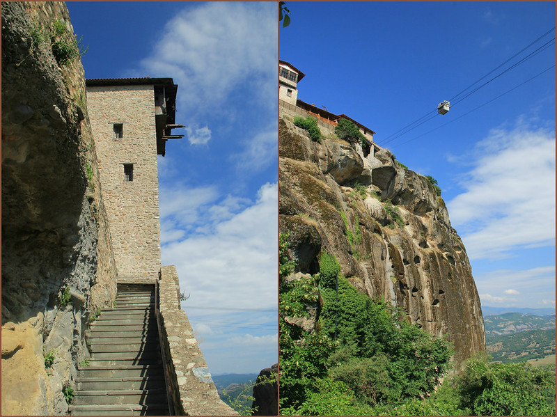 Pulley system, Meteora