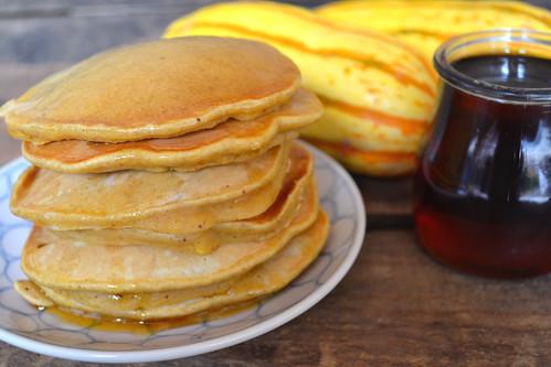Delicata-Squash-Pancakes
