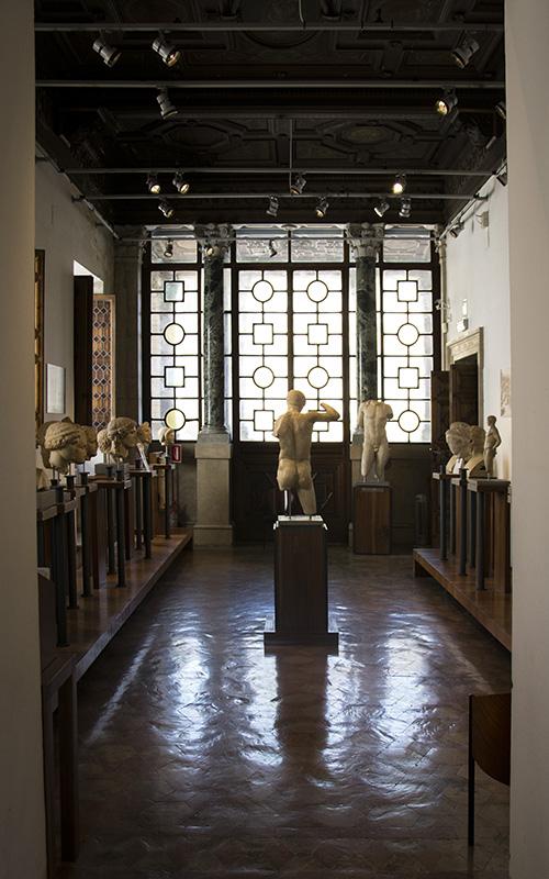 Museo Barracco Roma Italia
