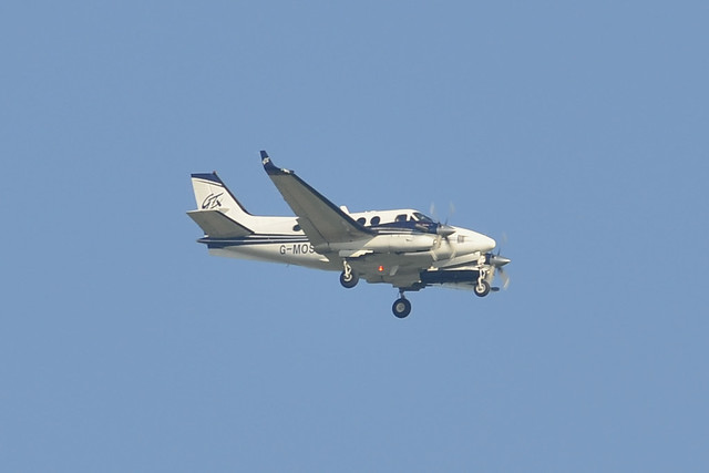 G-MOSJ Beech C90GTx King Air