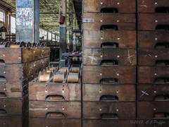 Lanaconing Silk Mill, MD