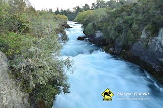 Taupo et sa région Nouvelle-zélande