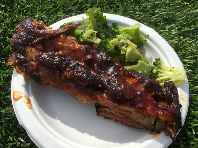 Bbq pork rib - CatHead's BBQ