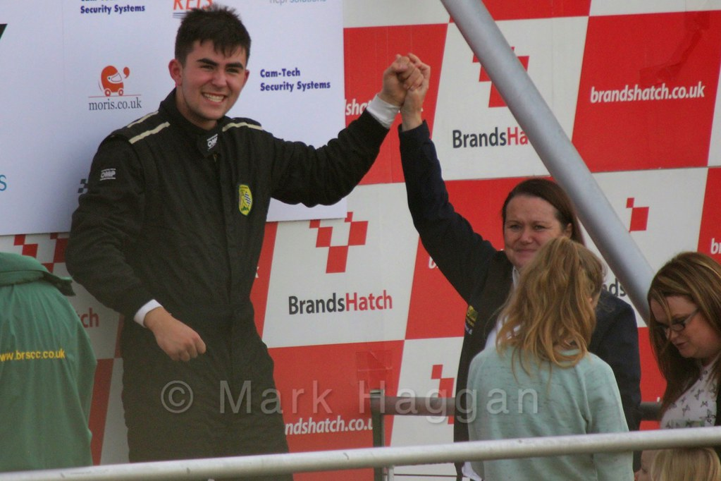 Fiesta Junior Championship, Brands Hatch, 2015