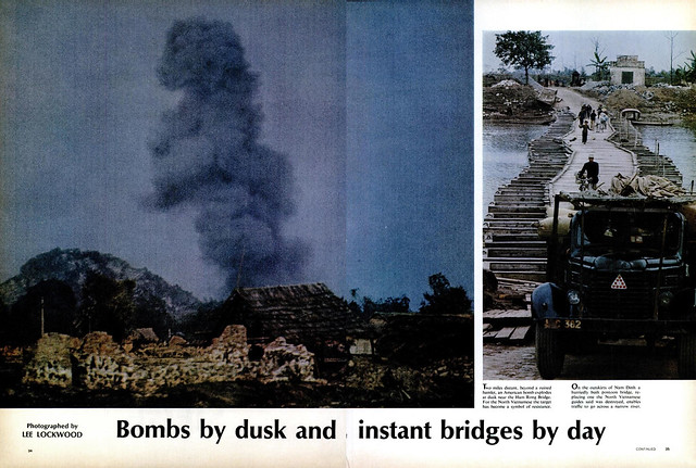 LIFE Magazine April 7, 1967 - NORTH VIETNAM UNDER SIEGE (3)