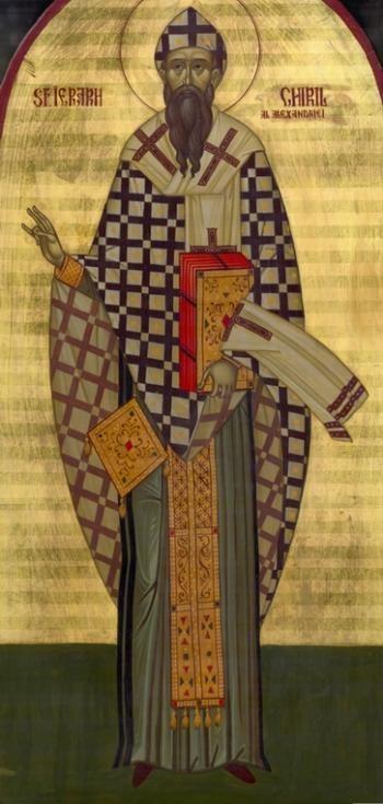 Sfantul Chirillos al Alexandriei 4