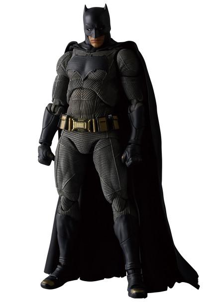 MAFEX 《蝙蝠俠對超人:正義曙光》蝙蝠俠