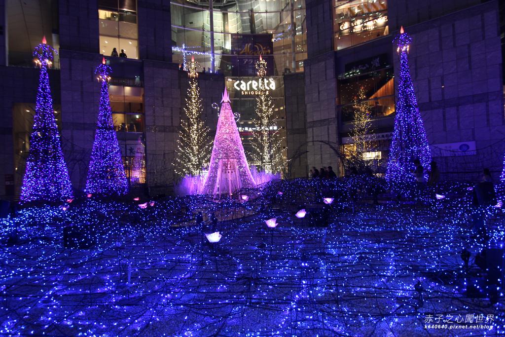 Tokyo Winter Illuminations- Caretta汐留-IMG_9813005