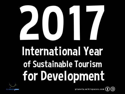 2017: International Year of Sustainable Tourism for Development