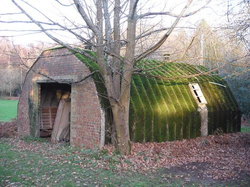 Moss on Asbestos, South Heath