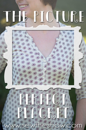 Becca Duval - Picture Perfect Placket