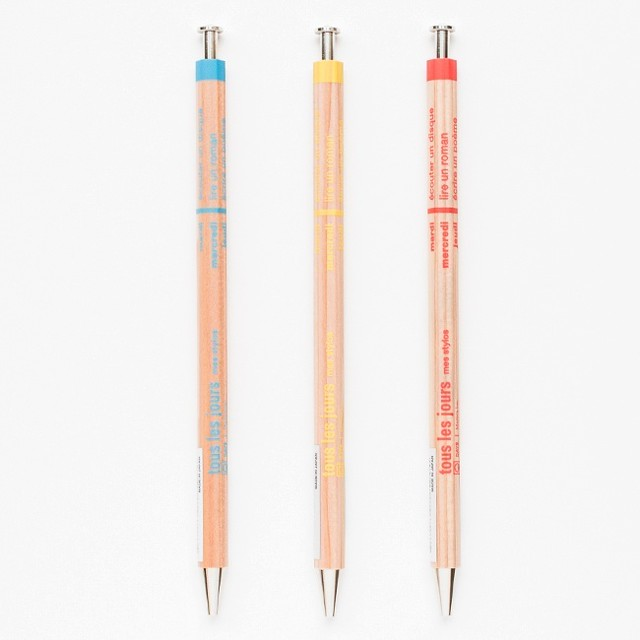 marks tokyo edge days ballpoint pens