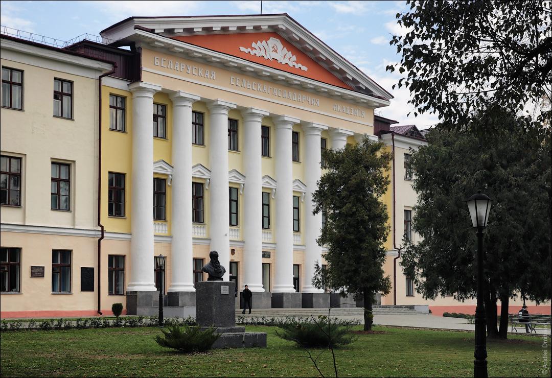 Горки, Беларусь