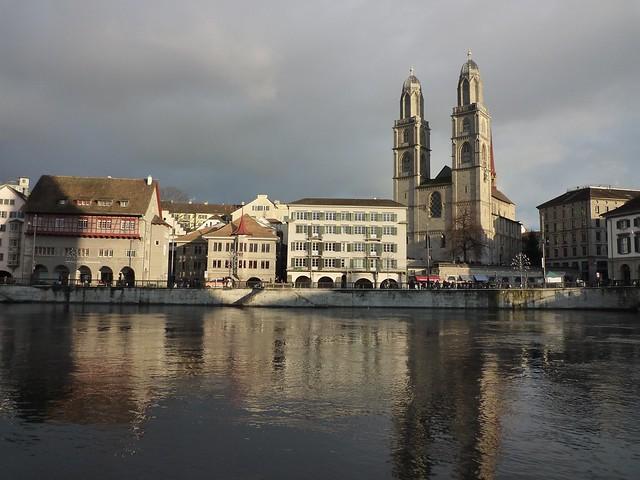 Zurich, Panasonic DMC-FX40