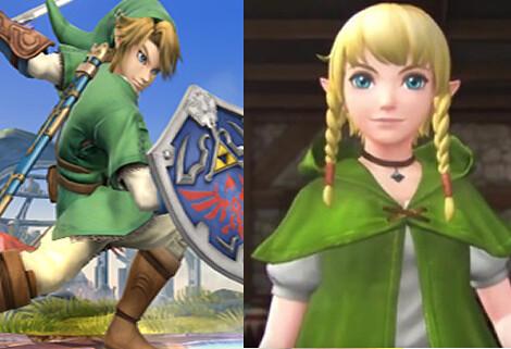 Linkle, a nova personagem de Hyrule Wariors: Legends entra em ação