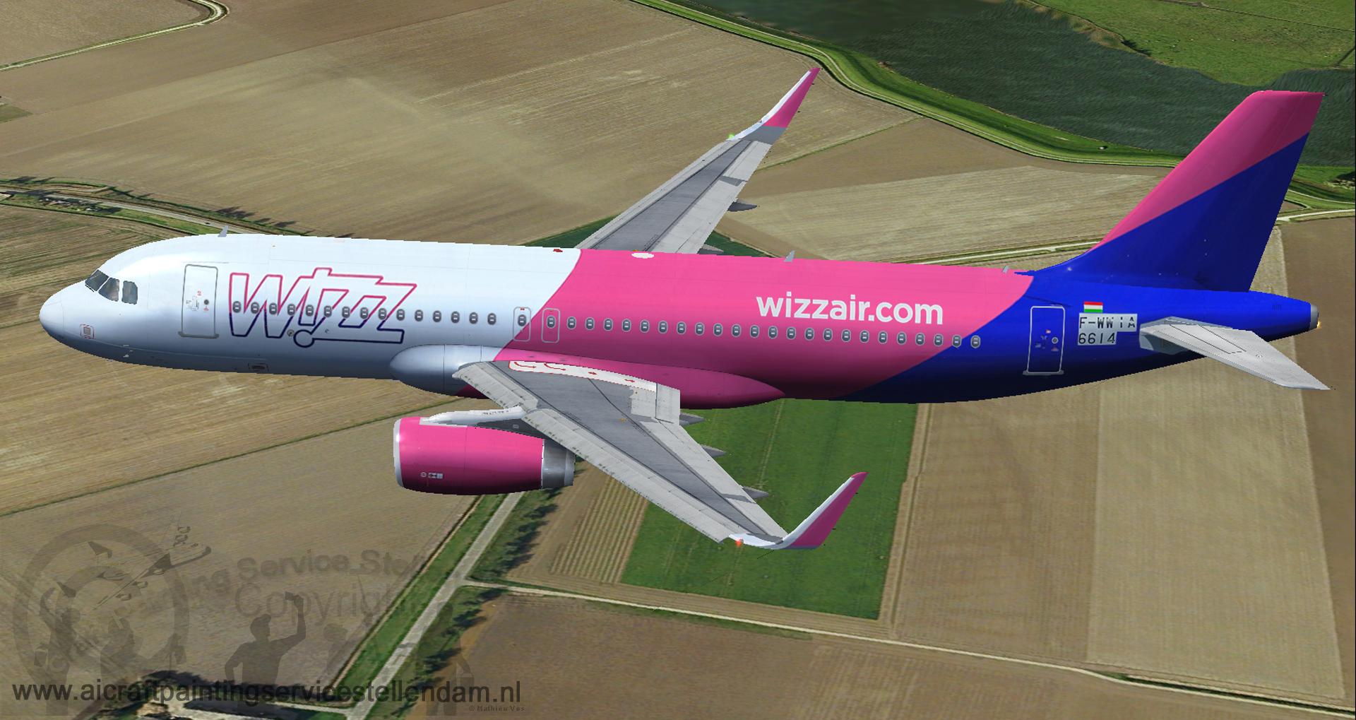 ProjectAirbusA320-232Wizzair_F-WWIA5