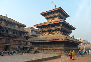 Bakhtapur before the earthquake