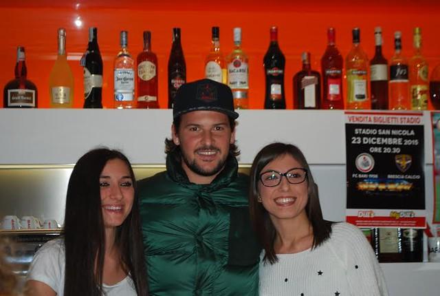 """Rutigliano-Riccardo Maniero """"Cagliari un gradino sopra , noi ce la giochiamo con tutte le altre""""-foto Gianluca Giugno"""