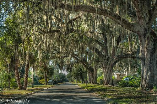 florida cities historical
