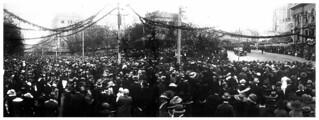 Dunedin, Prince of Wales, Royal Tour 1920