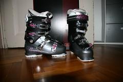 Prodám dámské lyžařské boty NORDICA - titulní fotka