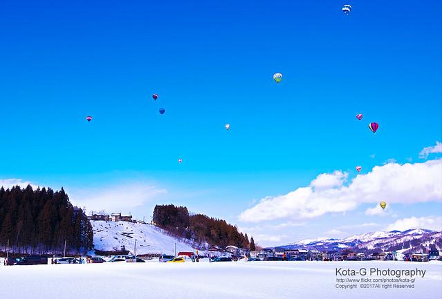 Hot Air Balloon Festival.